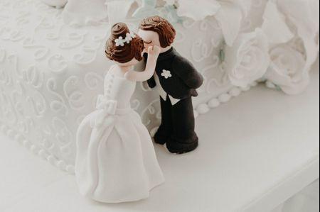 Muñecos para el pastel de boda: 40 ejemplos que tienen que ver