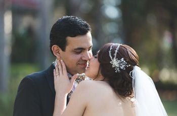 La boda de Pepe y Karen: un amor que traspasó las aulas