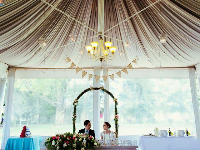la decoracin para la boda