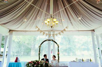 ideas para decorar tu boda con telas