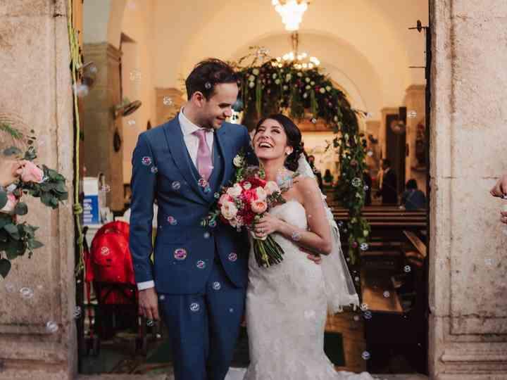 20 lecciones que aprendes el día de la boda
