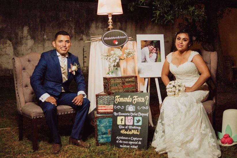 crea un hashtag para tu boda ¡y comparte tu felicidad! - bodas.mx