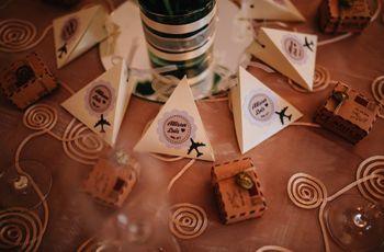 Recuerdos para boda originales para una fiesta ¡única!