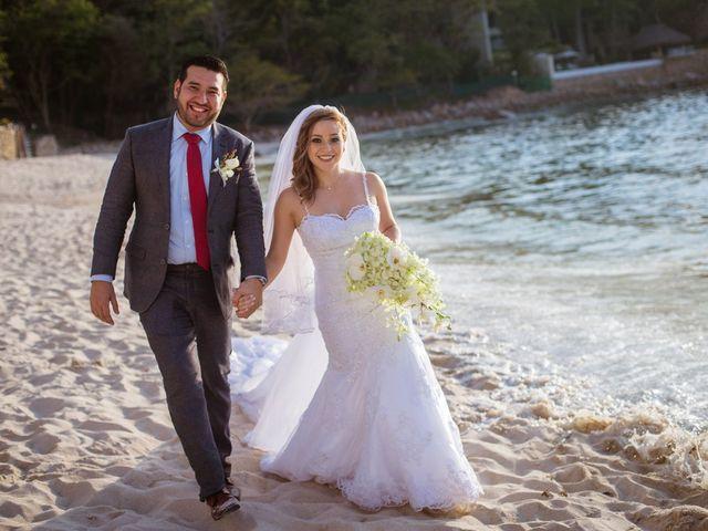 La boda de Christian y Jonathan, bañada por el sol de Puerto Vallarta