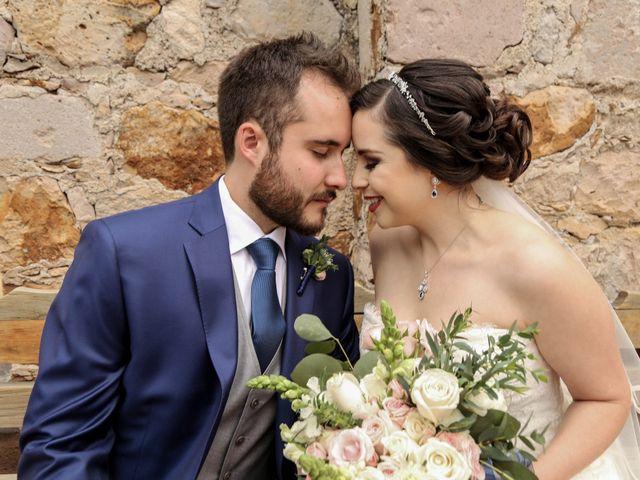 La mágica boda de Sergio y Mónica en Guanajuato