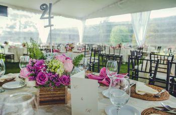 75 centros de mesa para boda: descubre, imagina y adapta los tuyos