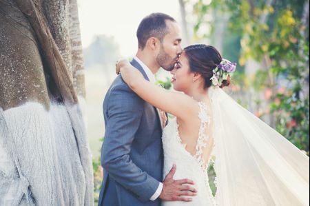 La boda de Ricardo y Yadira: de sorpresa en sorpresa