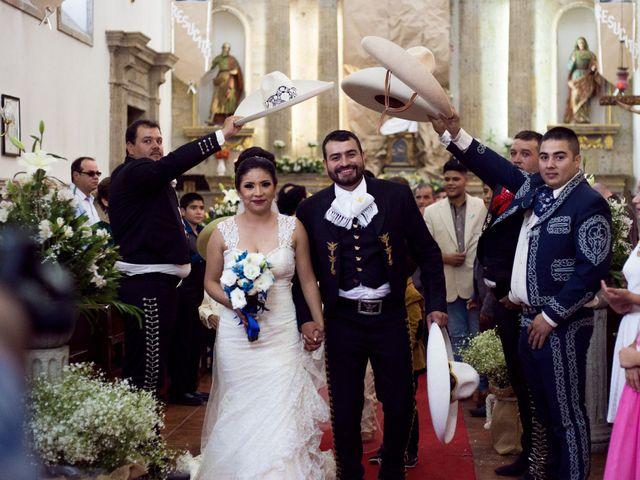 Detalles charros y auténticos: la boda de Óscar y Maritza