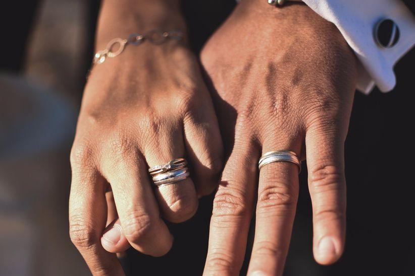 En Qué Mano Van Los Anillos De Compromiso Y De Matrimonio Bodas