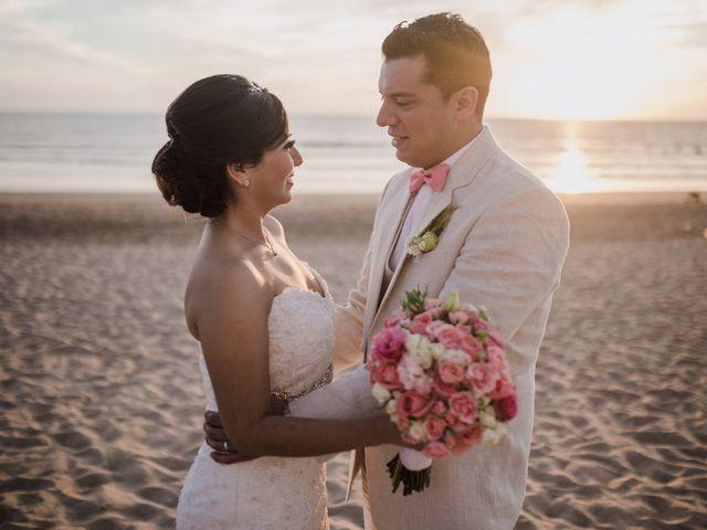 La boda de Mauricio y Azaneth: desde siempre y para siempre