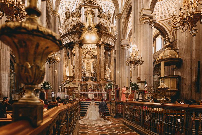 Las 11 iglesias más solicitadas para casarse en Puebla - bodas.com.mx