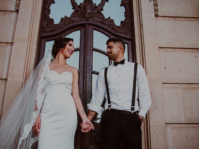 La boda de José y Karen: un día espectacular en Chihuahua