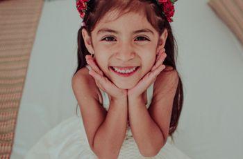 ¿Qué piensan los niños del amor y de las bodas?