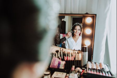 13 errores que querrás evitar en tu maquillaje de novia... ¡y soluciones!