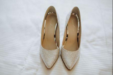 ¿Quién no querría reutilizar sus zapatos de novia con estas 5 ideas?