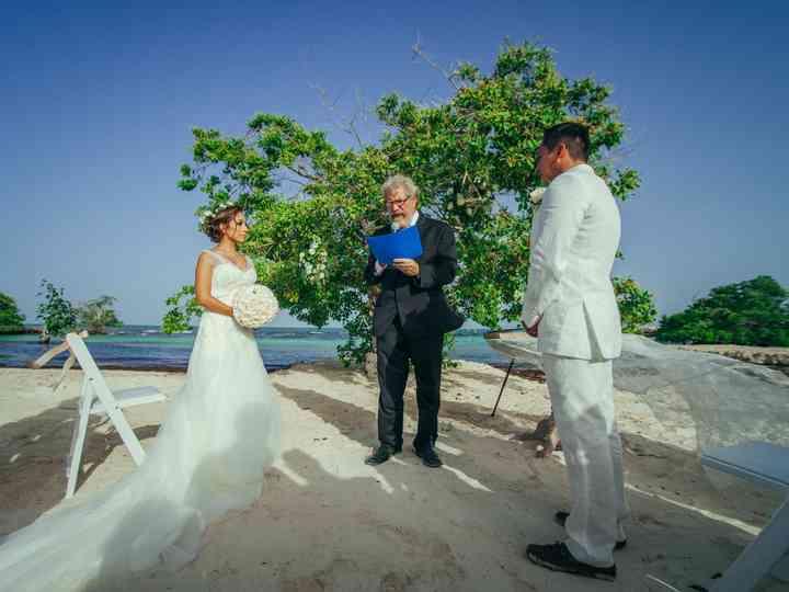 Oficiantes de ceremonia de boda: lo que tienen que saber