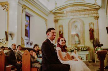 14 cosas que deben preguntar en la iglesia donde se casen