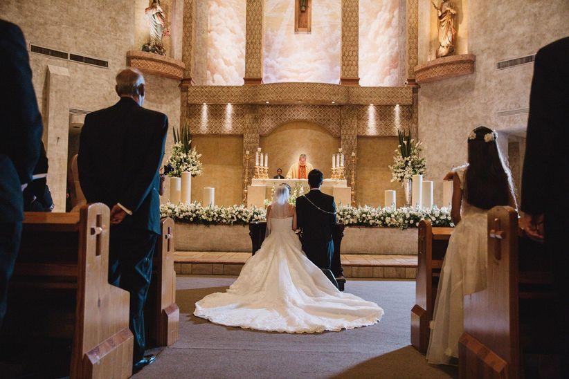 d5615b8f9f Estructura de la ceremonia católica  paso a paso de la misa nupcial ...