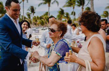 10 momentos imborrables que vivirán con sus abuelos en la boda