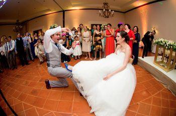 4 juegos tradicionales en las bodas mexicanas