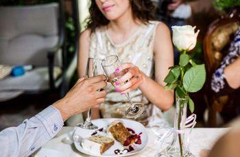 Cómo presentar a sus familias antes de la boda