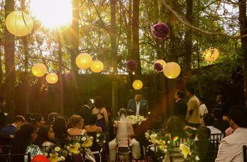 6 ideas para celebrar su boda en una casa