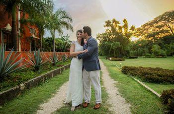 """Cómo tener una boda destino en Yucatán, ese """"lugar de gente escogida"""""""