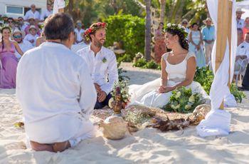 Fechas especiales para tener una boda maya