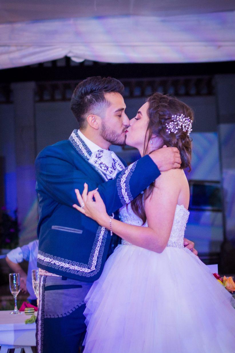 La boda charra de Juan y Areli: ¡se sacaron la lotería al conocerse ...
