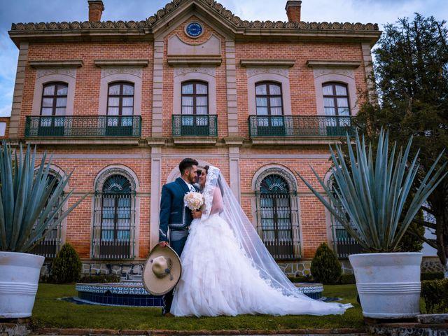 La boda charra de Juan y Areli: ¡se sacaron la lotería al conocerse!