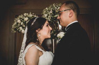 Julio y Adelina, lo suyo fue amor a primera vista