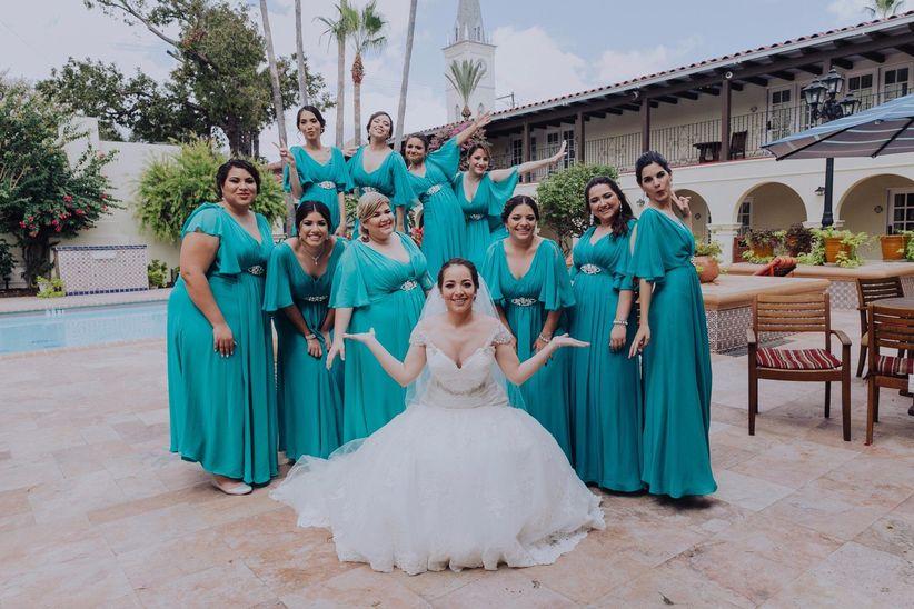81a155e9a6 Qué gastos tienen las damas de honor  - bodas.com.mx