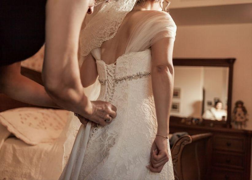 d608de1f5493 Comprar el vestido en boutique o por Internet? - bodas.com.mx