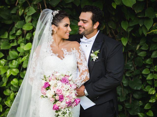 Maritza y Adrián viven el mejor día de sus vidas