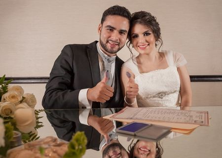 Ideas originales para la boda civil for Como organizar una boda civil