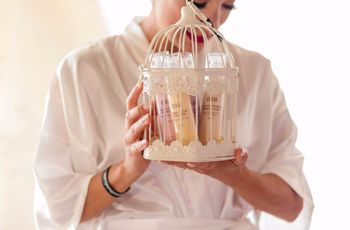 6 regalos para recompensar a sus testigos de boda
