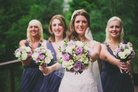20 consejos para ser la mejor dama de honor para la novia