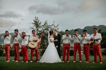 10 canciones de mariachi para la entrada de los novios