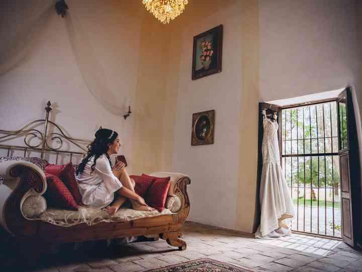 50 ideas para la primera foto de la boda: ¿cómo arranca su historia?