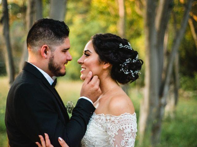 La boda de Sandra y Gerardo: el amor hizo de las suyas