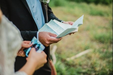Dudas (resueltas) sobre los votos matrimoniales