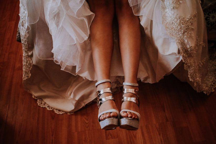 17 tipos de zapatos para novia: ¿cuántos modelos conoces? - bodas.mx