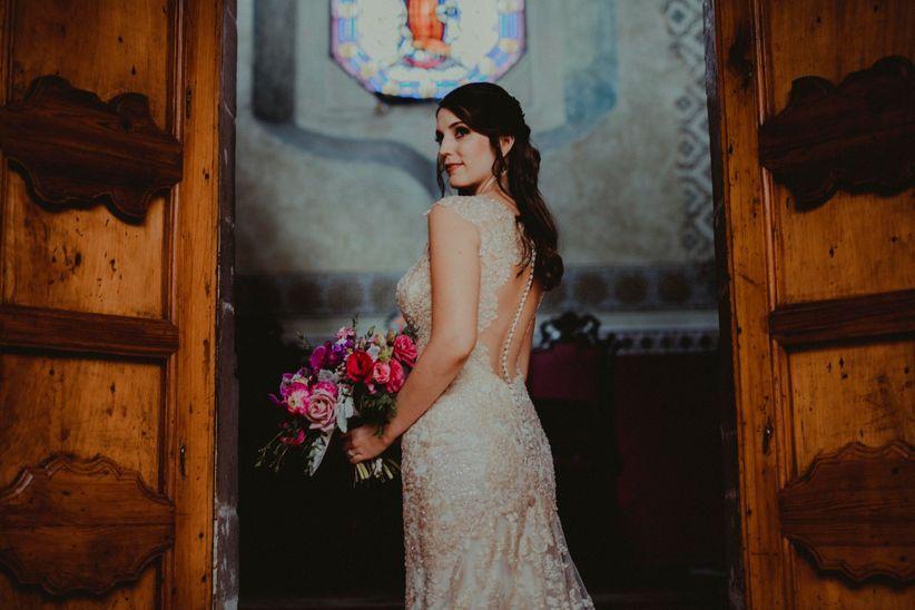 118683b618 25 vestidos de novia que nos enamoraron en 2018 - bodas.com.mx