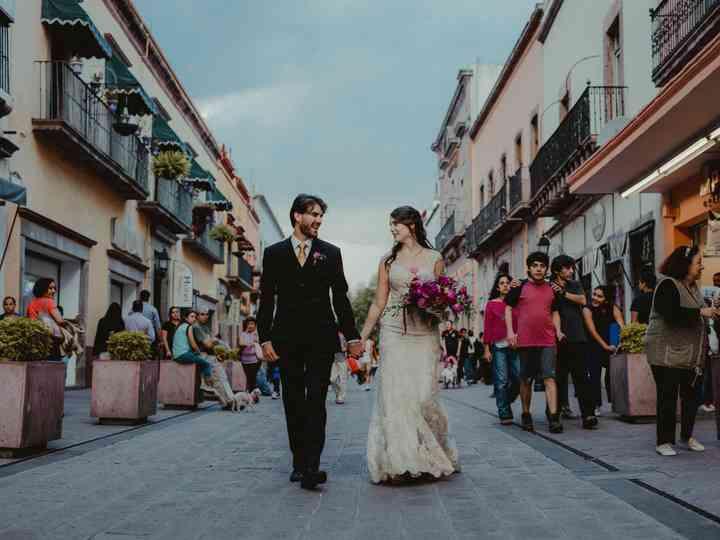 ¿Planear una boda destino en Querétaro? ¡Sí, quieren!