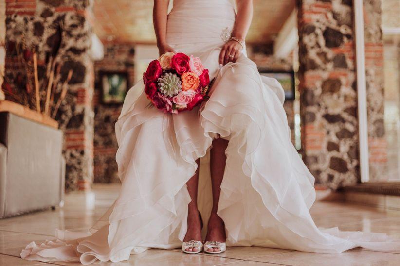 cuándo comprar el vestido de novia - bodas.mx