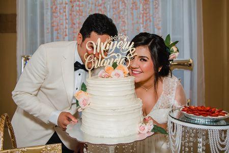Tipos de pasteles de boda: ¿saben cómo se llaman?