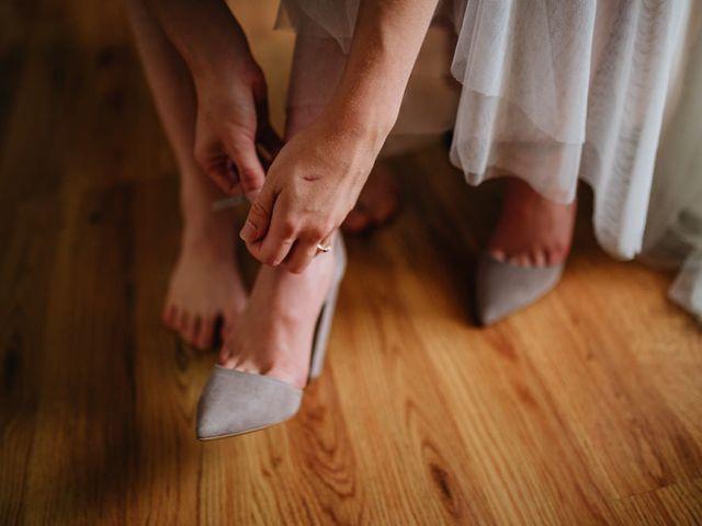 8 razones por las que llevar tacones en la boda
