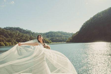 7 tipos de velo para 7 tipos de novia