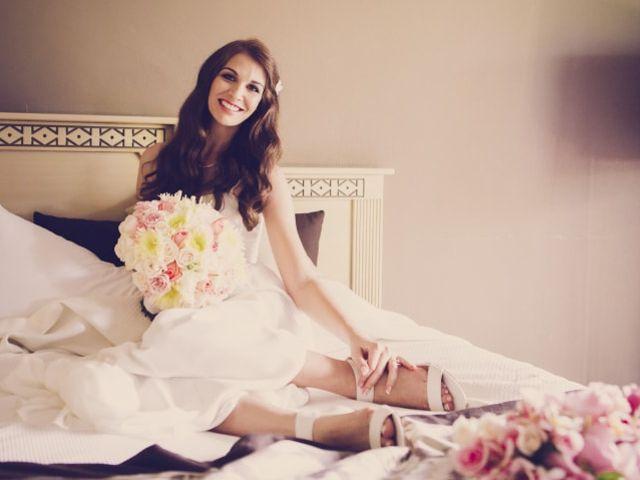 ¿Qué color elegir para el ramo de novia?