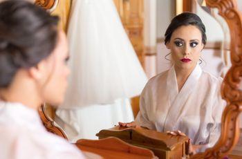 ¿Cómo evitar amanecer con los ojos hinchados el día de la boda?